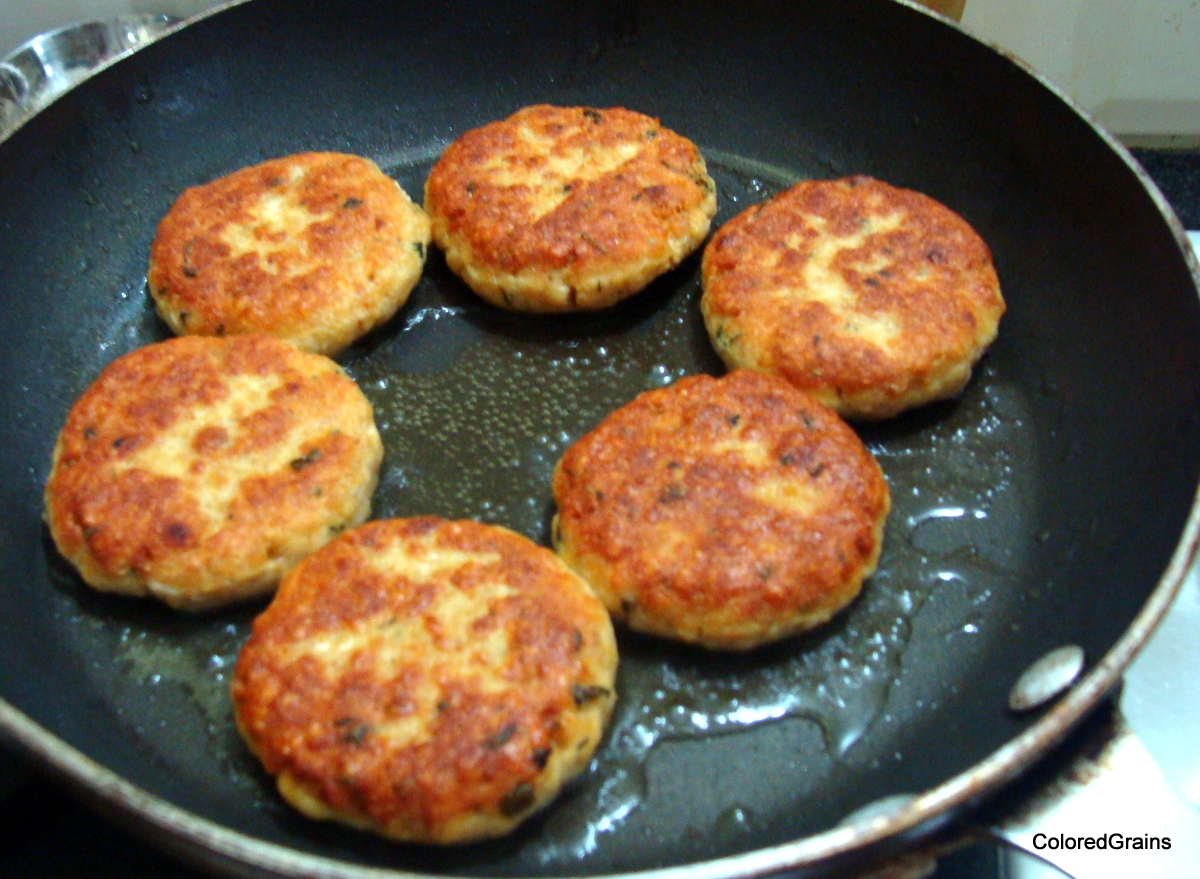 Image Gallery Shallow Frying